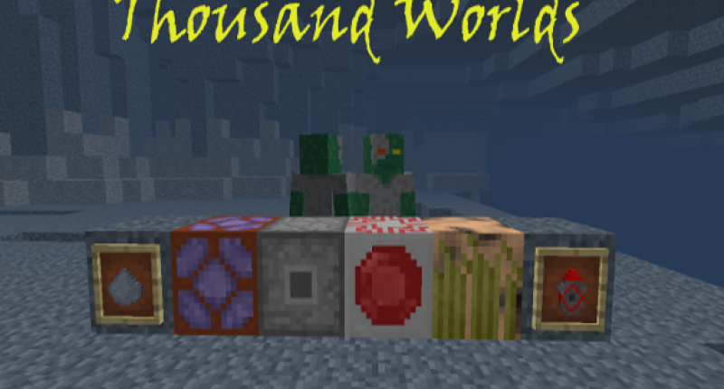 Thousand Worlds: Prepare for the Adventure of a Lifetime