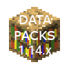 Minecraft 1.14.x Data Packs generator