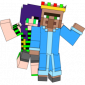 Profile picture for user TheVillagerKing Gamer